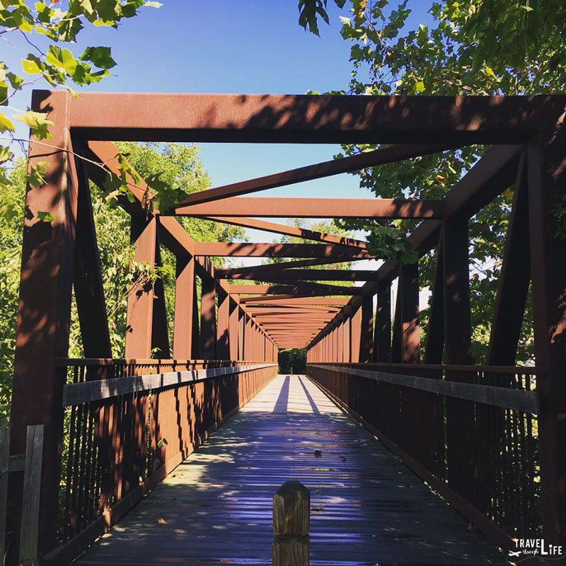 Outdoor Things to Do in Durham NC - Eno River State Park in Durham NC