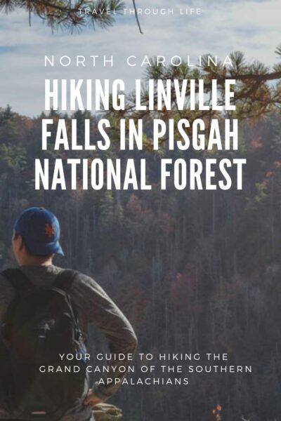 Linville Falls Hiking Guide North Carolina Travel