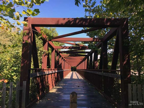 Outdoor Things to Do in Durham NC West Point on the Eno