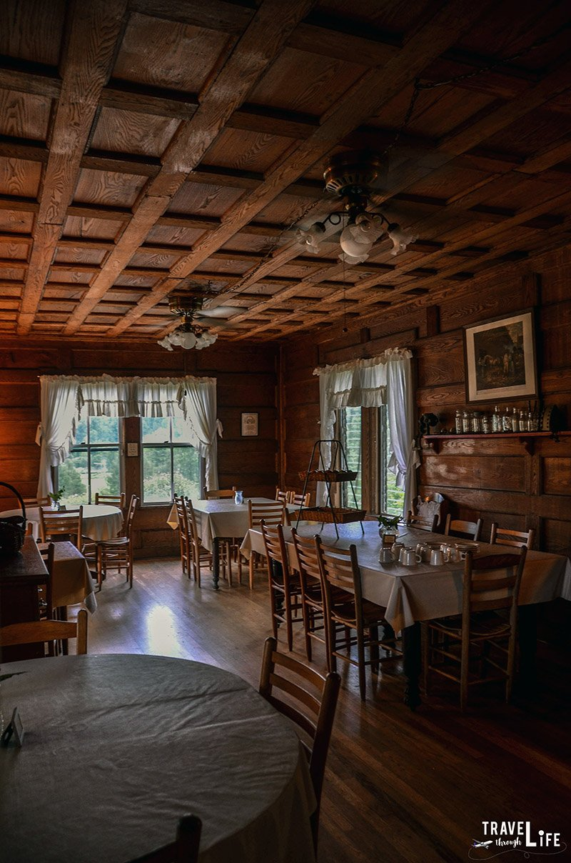 The Pines Country Inn Dining Room