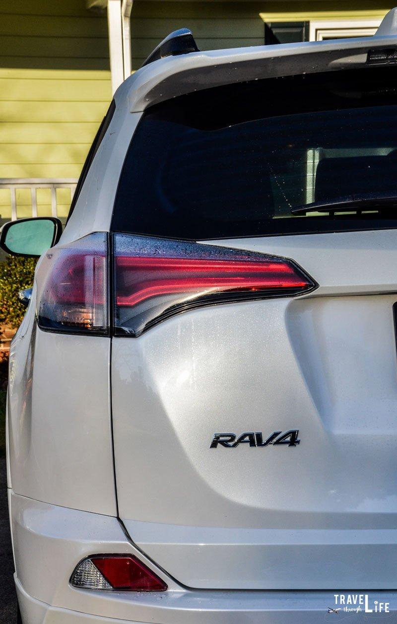 2017 Toyota Rav 4 Exterior