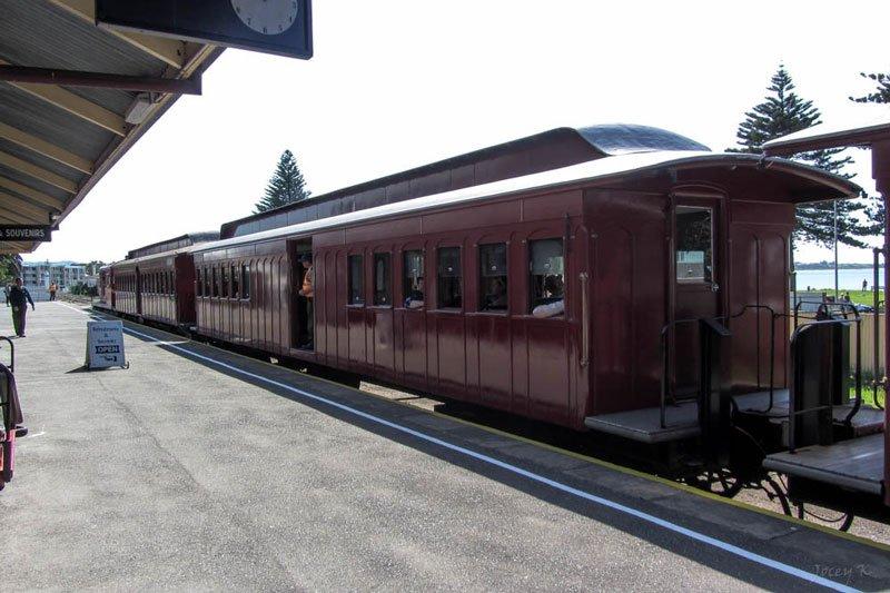 Adelaide Cockle Train Photo by Flickr User Jocelyn Kinghorn