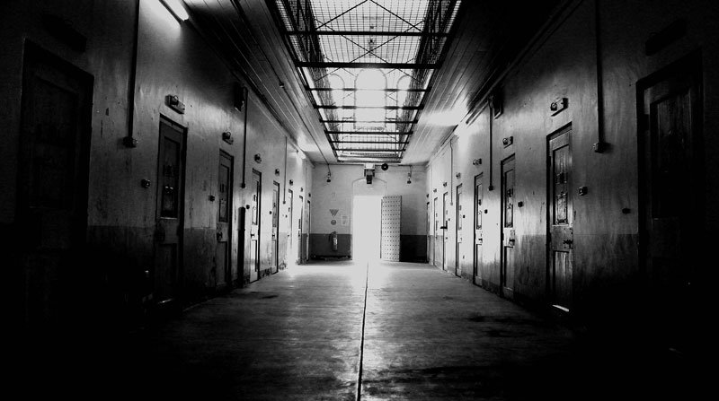 Adelaide Gaol Photo by Flickr User Les Haines