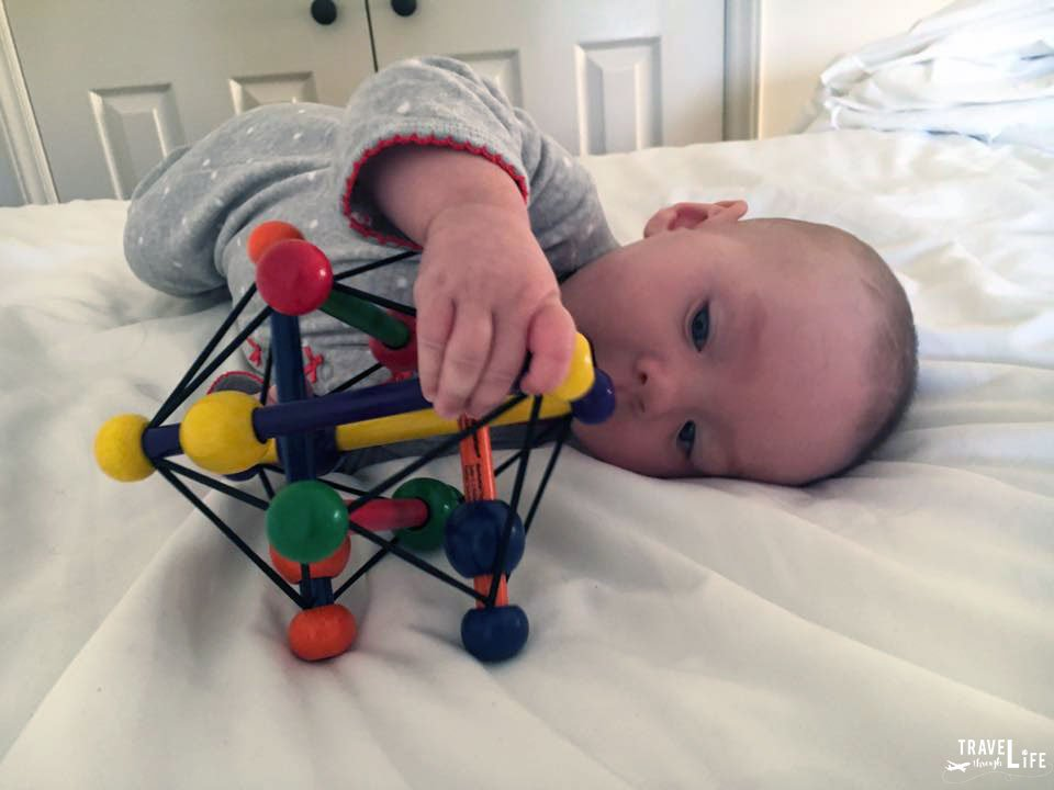 Baby Travel Toy