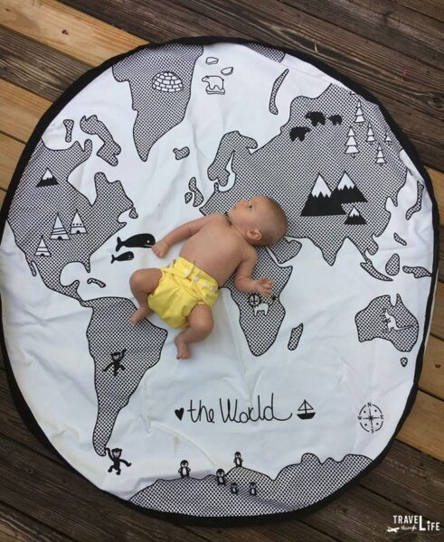 Baby Travel the World