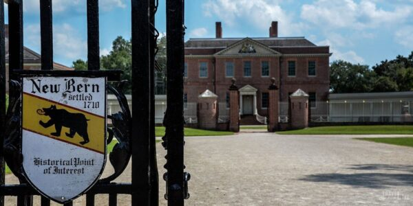 Exploring Historic Tryon Palace in New Bern NC Travel Guide Featured Image