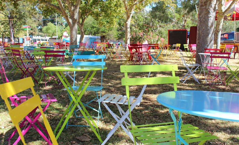Garden of Unearthly Delights Photo by Flickr User Abi Skipp