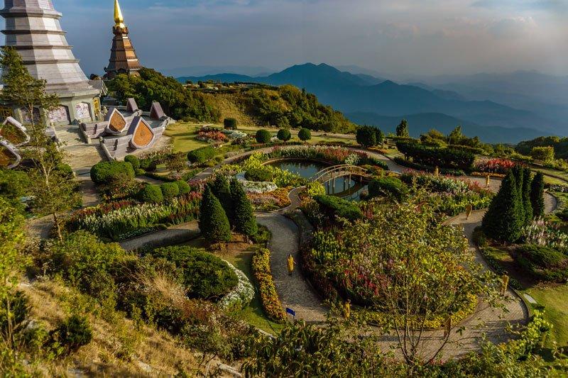 Northern Thailand Doi Inthanon Photo by Alex Varninschi