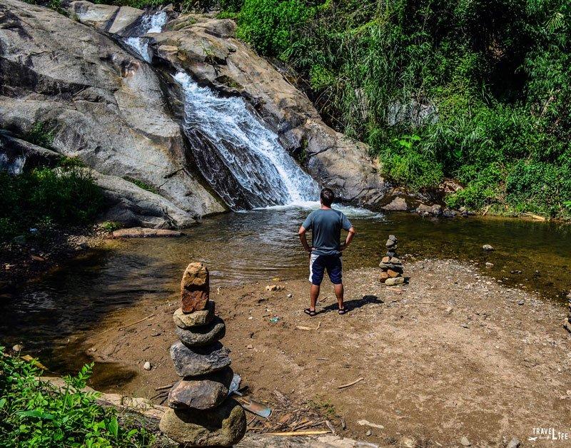 Northern Thailand Pai Waterfalls