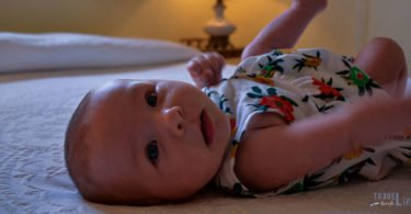 Traveling with an Infant and How we Make it Work