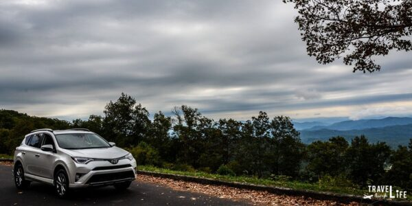 Why the Toyota RAV4 is Perfect for a Blue Ridge Parkway Road Trip