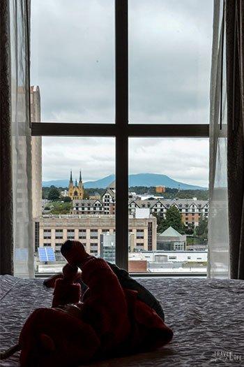 Hotels in Roanoke Va Hampton Inn and Suites Image