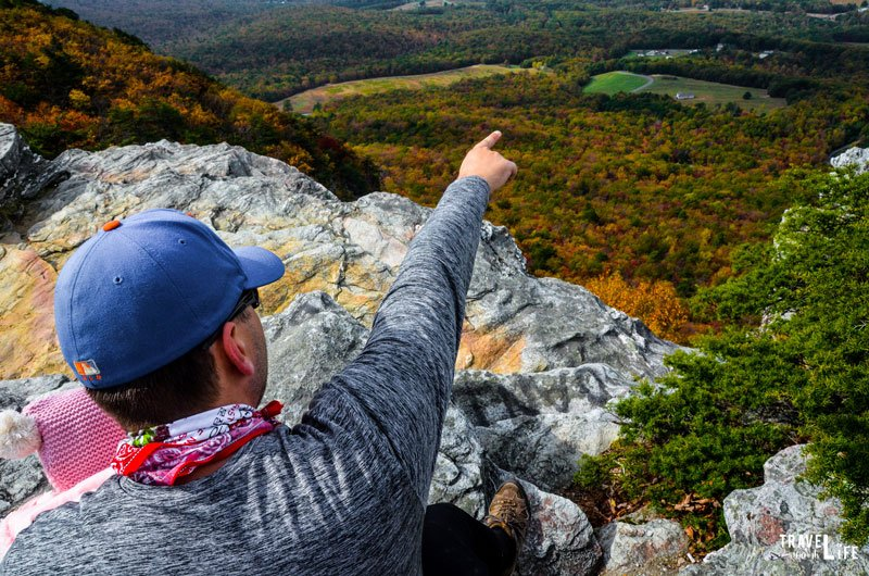 North Carolina Hanging Rock State Park