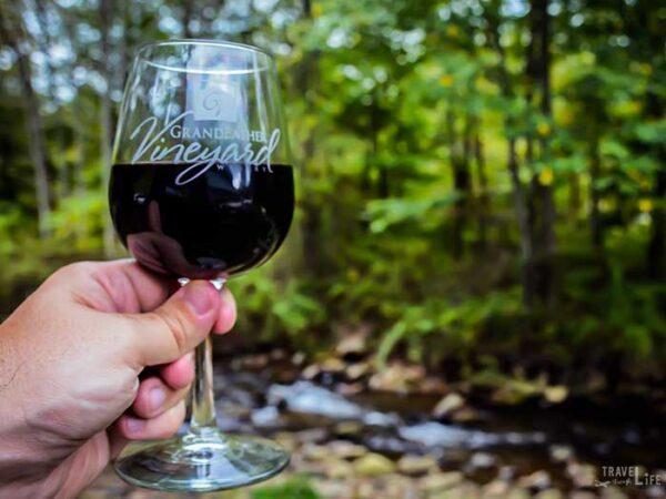 North Carolina Wineries Grandfather Winery Image
