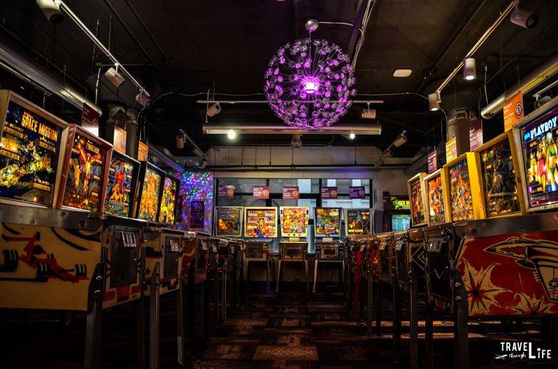 Roanoke Va Attractions Pinball Museum