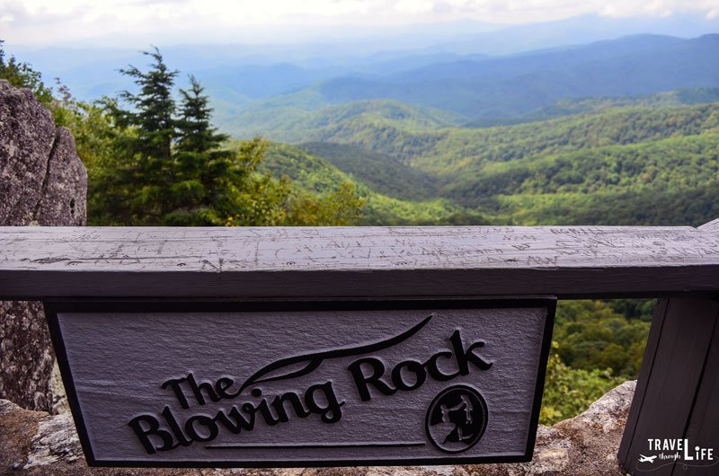 The Blowing Rock North Carolina