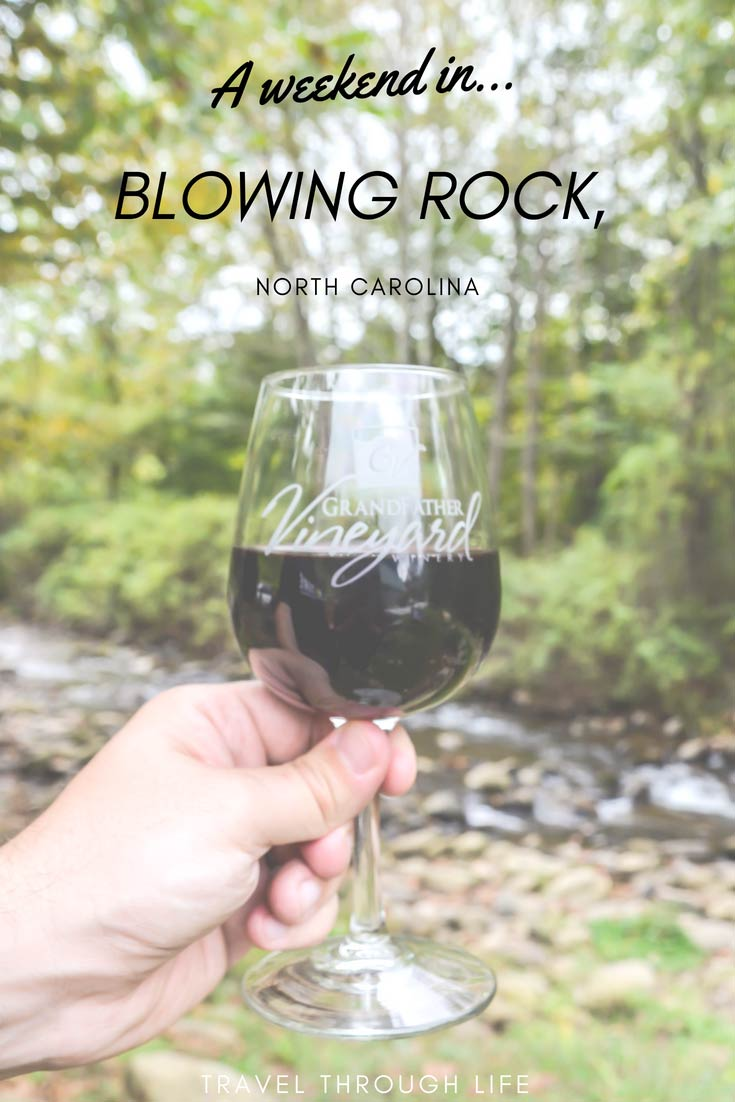 Weekend Things to do in Blowing Rock NC