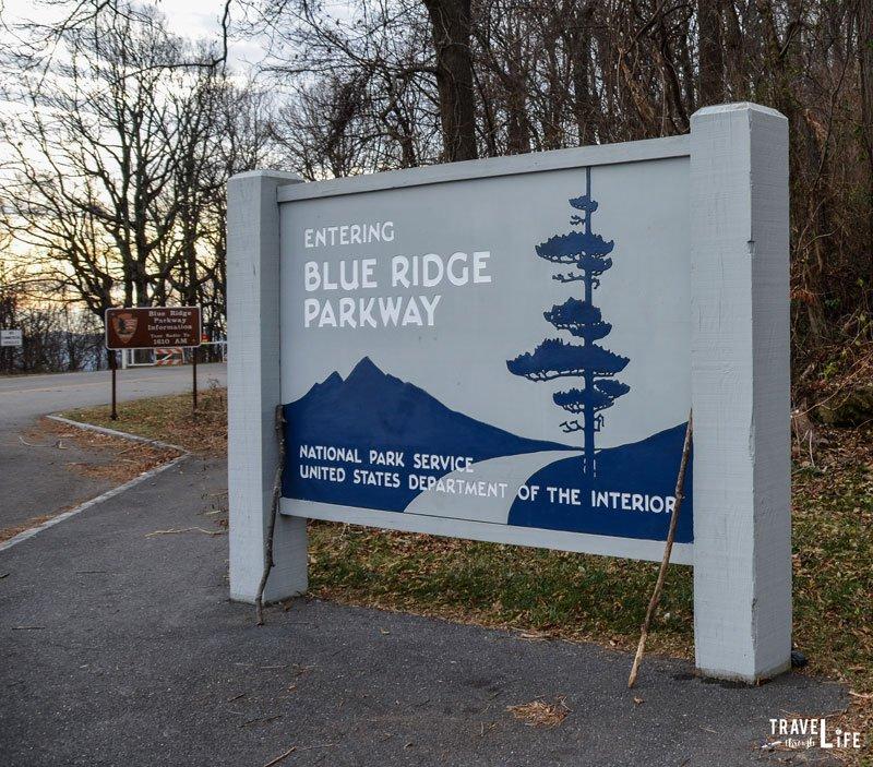 Blue Ridge Parkway Rockfish Gap