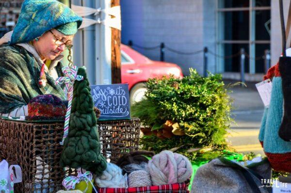 Charlottesville Va Winter Events Holiday Market
