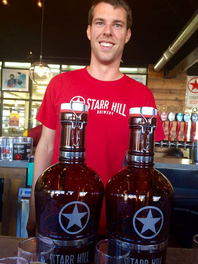 Charlottesville Virginia Breweries Starr Hill Photo by Charles McCool