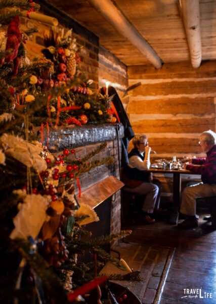 Charlottesville Weather Stay Warm at Michie Tavern