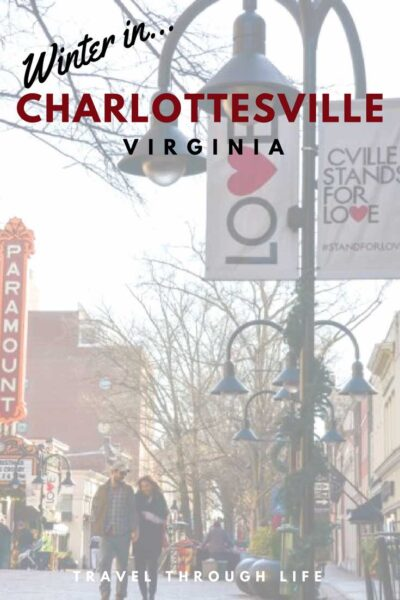 Winter things to do in Charlottesville VA Travel Guide