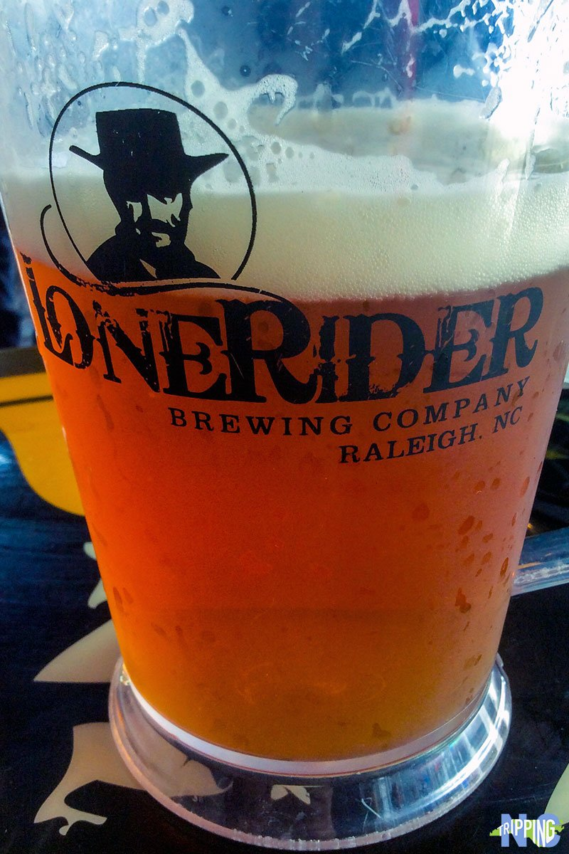 Raleigh Breweries Lonerider Brewing Company