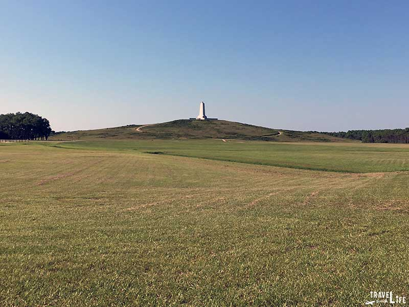 Outer Banks NC Wright Brothers Memorial