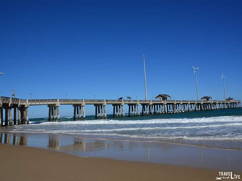 The Outer Banks North Carolina Jennette's Pier
