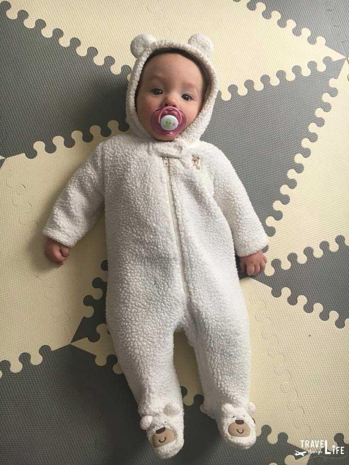 Baby Travel Essentials List Pacifier