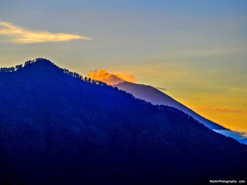 Bali Places to Visit Mount Batur Hike