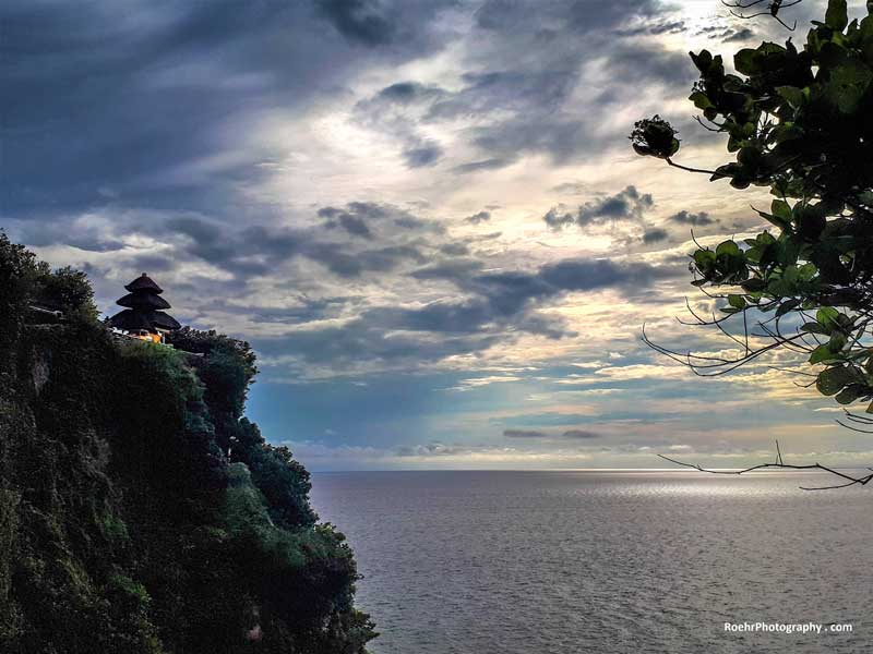 Best Places in Bali The Temple of Uluwatu