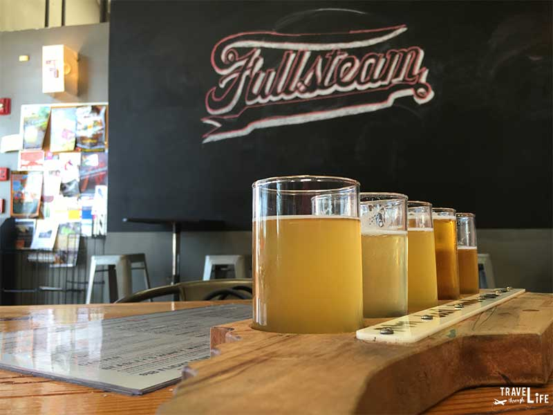 Durham Breweries Fullsteam Brewery North Carolina