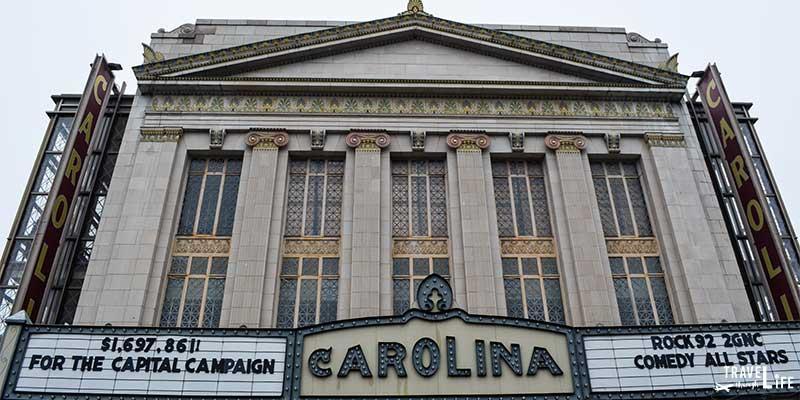Greensboro NC Carolina Theatre