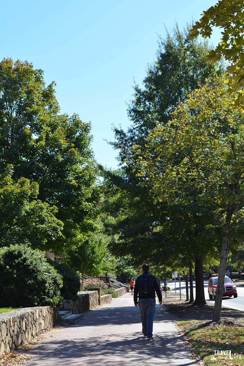 North Carolina Cities Chapel Hill