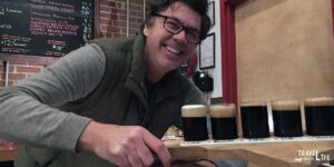 Sean Lilly Wilson Fullsteam Brewery Owner
