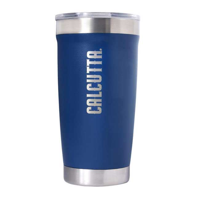 What to Pack for Vacation Calcutta Powder Coated Mug