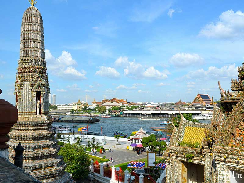 Southeast Asia Trip Bangkok Travel Guide