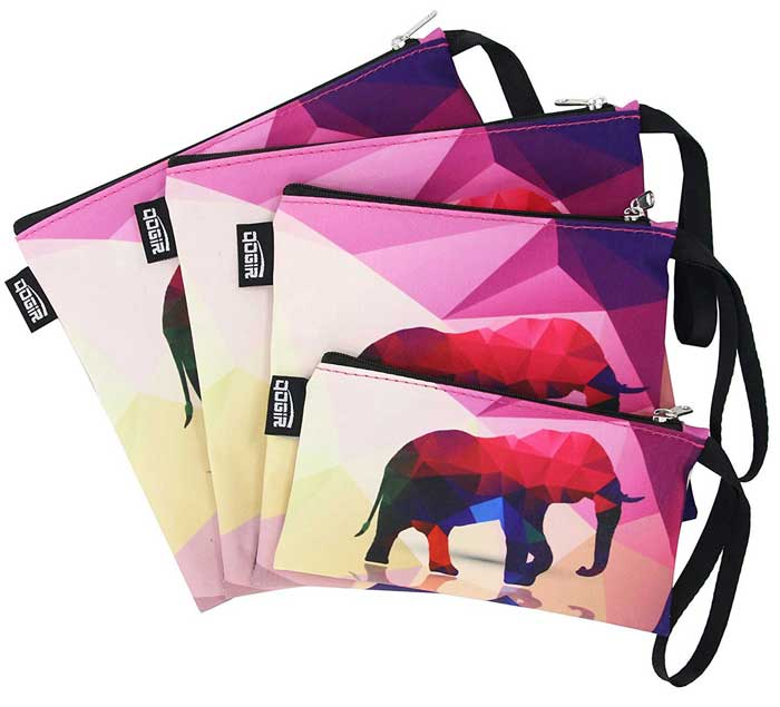Baby Hiking Gear Reusable Snack Bags