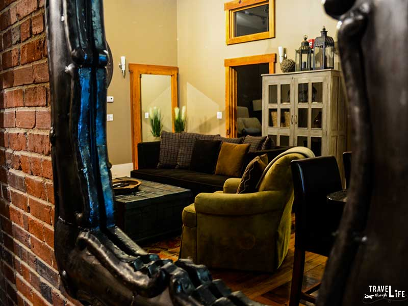 Best Places to Stay in Asheville NC Loft 101