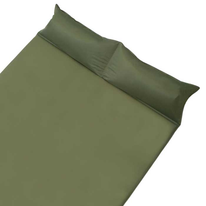 Camping Packing List Supportive Sleeping Pad
