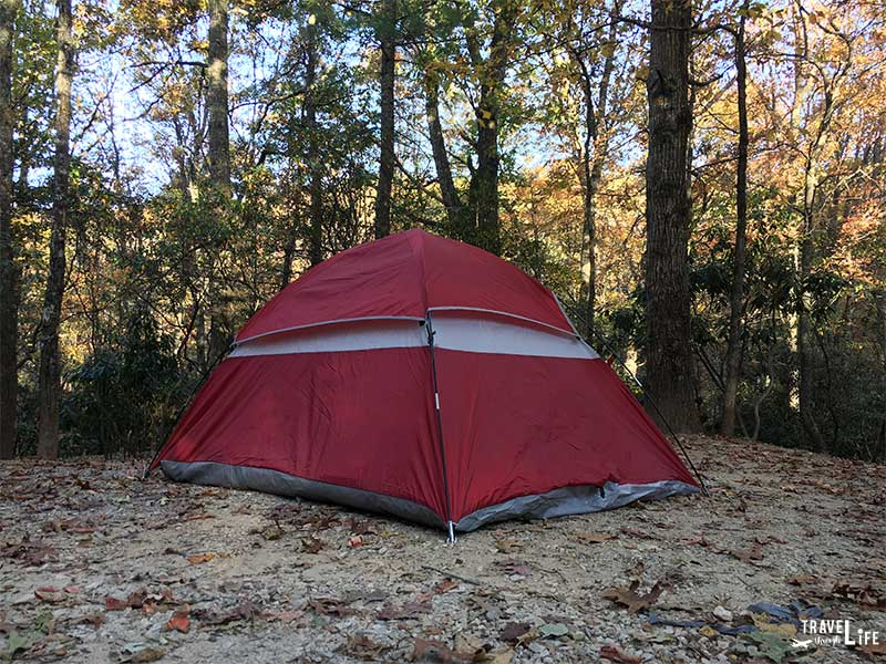 Camping Packing List Tent