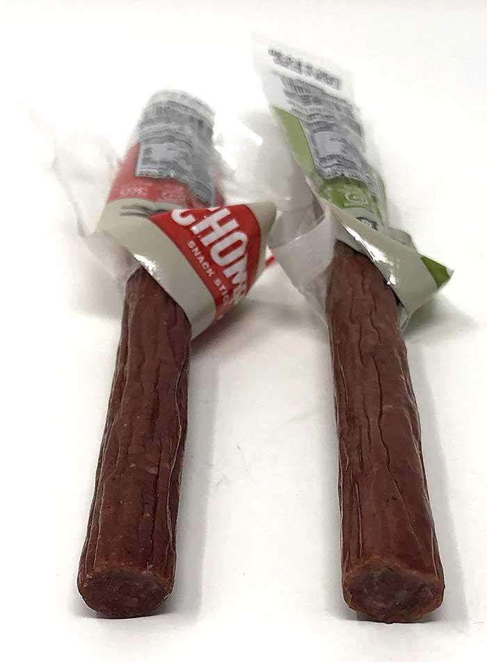 Camping Supplies List Chomps Jerky Sticks