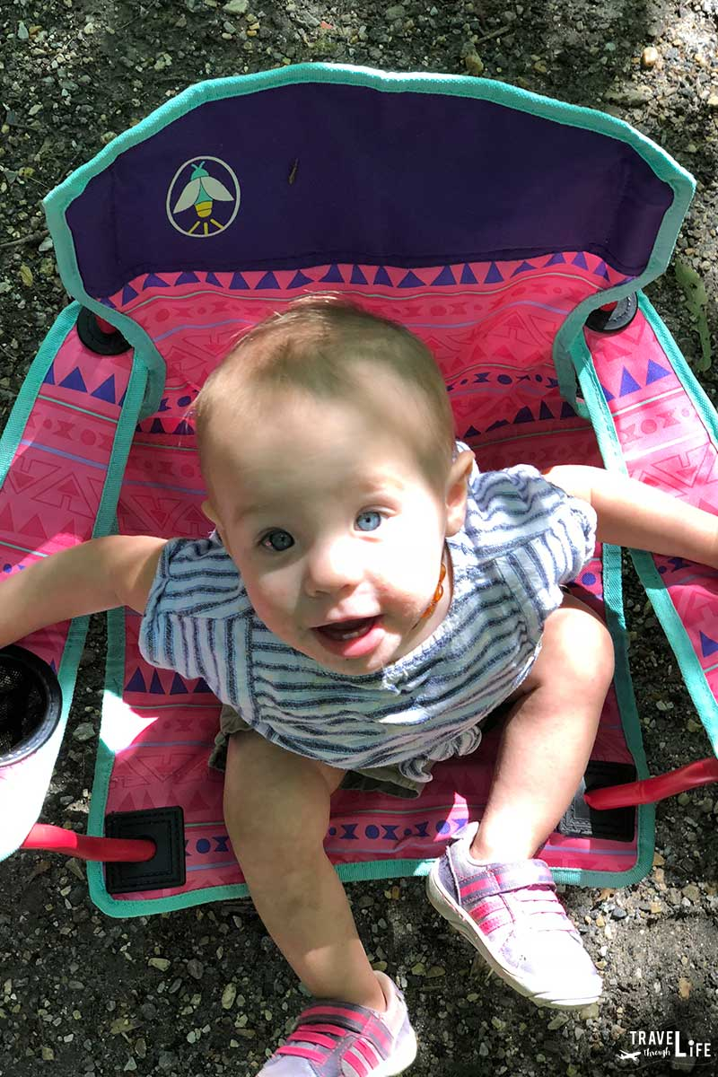 Essential Camping Gear Child Sized Camping Chair