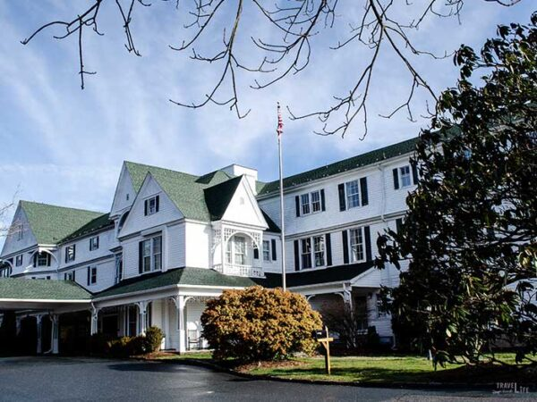 Hotels in NC Mountains Green Park Inn Blowing Rock Image