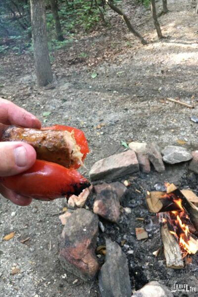 Things You Need for Camping Healthy Food
