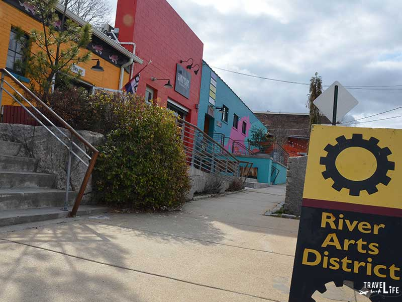 Things to do in Asheville River Arts District