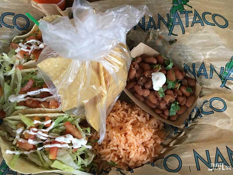 Best Food in Durham NC Nana Taco