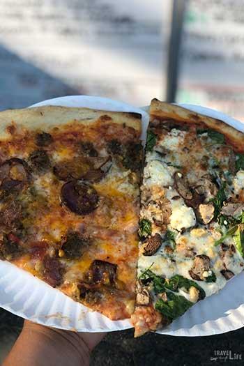 Best Pizza in Durham Pie Pushers Image