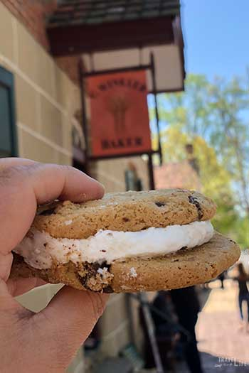 Old Salem Bakery Winkler Bakery Image